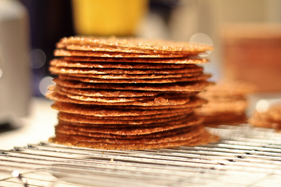 Hazelnut Espresso Cookies Recipes — Dishmaps