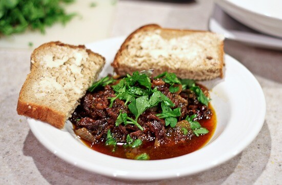 Kozani Braised Beef from Greece