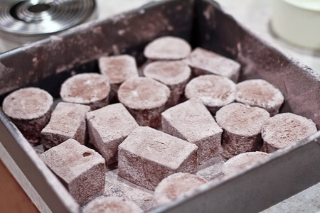 Deep Chocolate Marshmallows