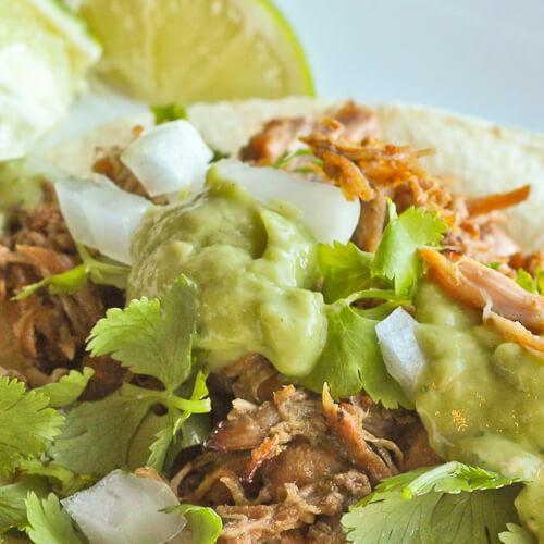 Guacamole Taquero (Tomatillo Guacamole) Recipes — Dishmaps