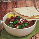 Chipotle Beef Stew on Mexican Pot Beans: Review of Mexico The Cookbook