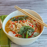 Thai Curried Ramen Bowl
