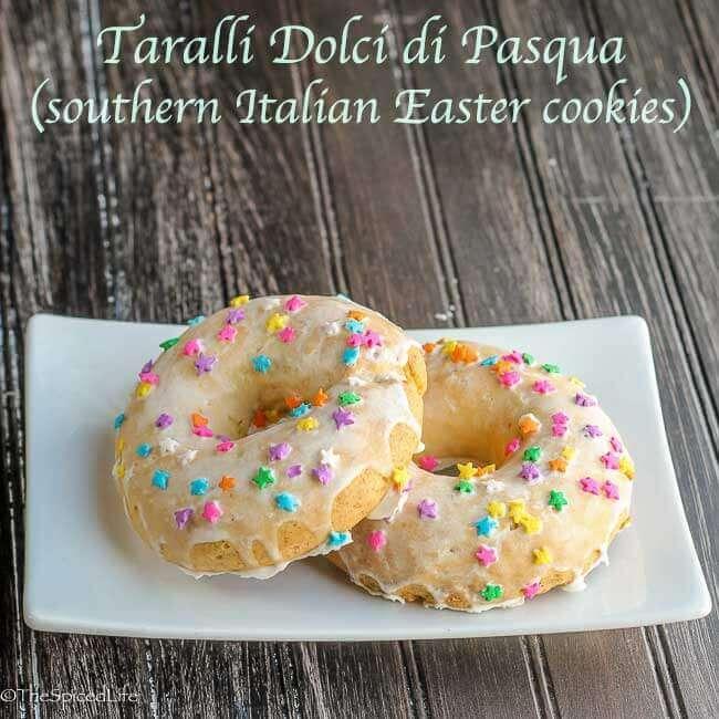 Taralli Dolci di Pasqua (Southern Italian Easter Cookies)