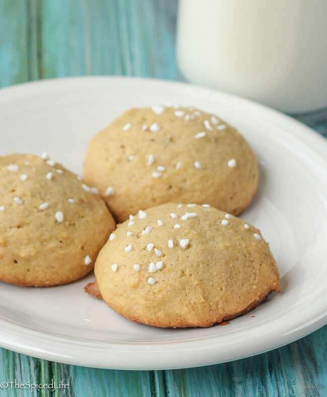 Buttermilk Cookies with Nutmeg and Thyme
