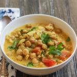 Sour Chickpea Soup