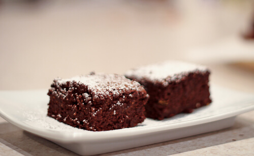 Gluten free italian chocolate cake with polenta oxo good grips egg and forumfinder Image collections