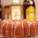 White Russian Pound Cake–and a Vent!