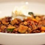 Punjabi Rajma, Adapted (Indian Kidney Bean Stew)