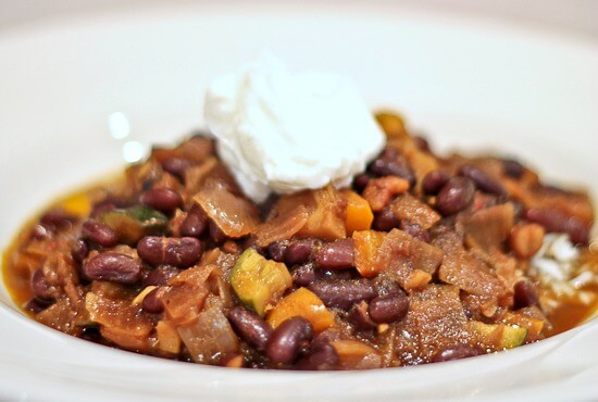 Punjabi Rajma (Indian Kidney Bean Stew)