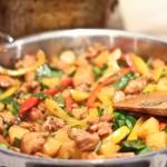 Weeknight Thai Style Stir Fry