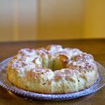 Mahlab Vanilla Bundt Cake