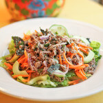 Lap Nuea Kai Nguang – but You Might Know It As Larb Gai
