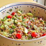 Bacon and Farro Salad