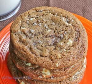 Vanilla Latte Cookies