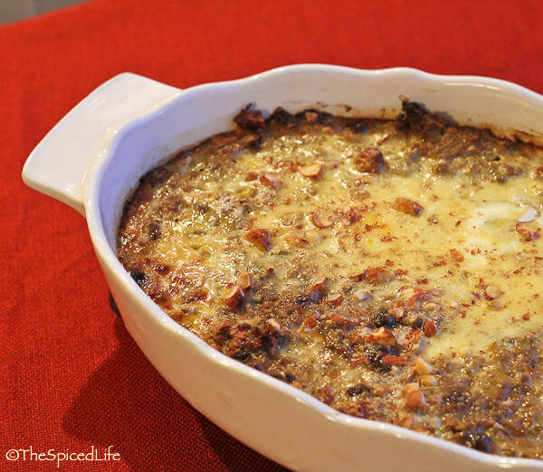 Bobotee: Curred Ground Meat Casserole from South Africa