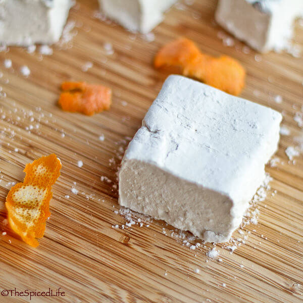 Orange Marshmallows