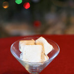 Meyer Lemon Marshmallows with Tuaca Liquor