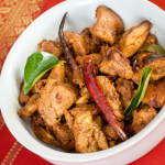 Black Pepper Chicken Curry (Indian)