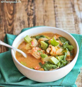 Moqueca: Brazilian Seafood Stew of Mahi Mahi, Pacific Cod and Shrimp
