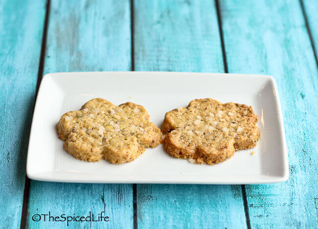 Lebanese Pistachio Cookies with Orange Blossom Water--easily made in food processor!