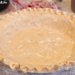 Whole Wheat Pie Crust with Lard and Butter