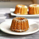 Sherried Pumpkin Bundtlettes: #BundtBakers: Using Community Cookbooks