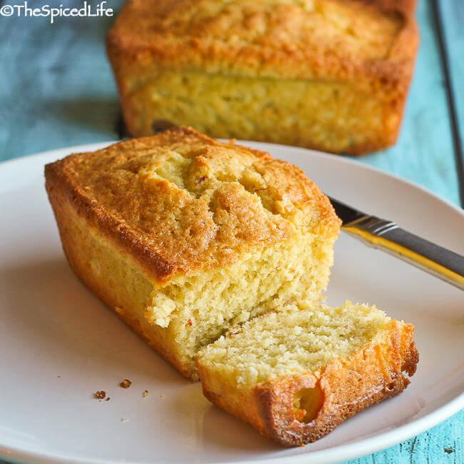 Saffron cake recipe in bread maker