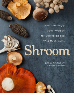 Shroom cookbook cover
