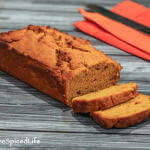 Pumpkin Sage Cake–for a loaf or bundt pan
