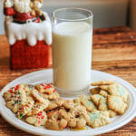 Cookie Press Cookies in 3 Flavors for Your Holiday Tray