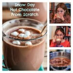Hot Chocolate from Scratch