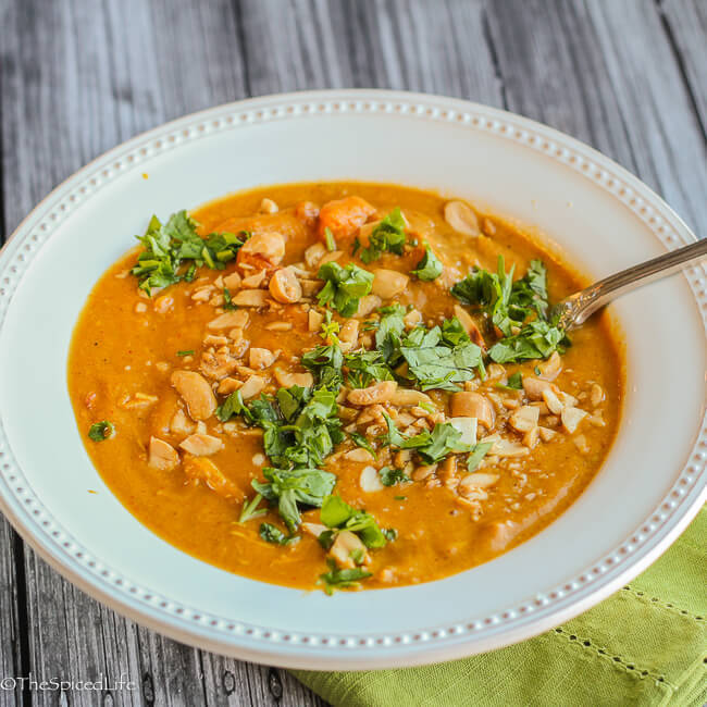 Soul Food Love Reviewed Peanut Stew With Chicken And Sweet Potato