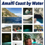 Amalfi Coast by water