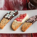 Holiday Biscotti Bar: #CreativeCookieExchange