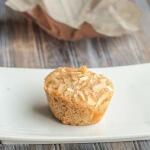 Coconut Lime Mango Muffins: #MuffinMonday