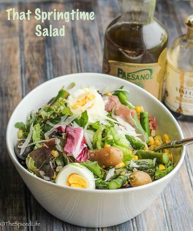 That Springtime Salad
