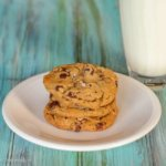 Chocolate Chip Cookies with Thyme Infused Browned Butter: #CreativeCookieExchange