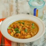 "Jamaican Chicken Curry with Rum and ""Love Apples"""