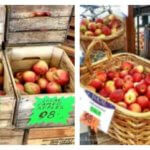 Local apples from McGinnis Sisters