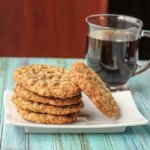 Sesame Oatmeal Cookies: Review of Soframiz
