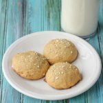 Buttermilk Cookies with Nutmeg and Thyme: #CreativeCookies; Review of Victuals