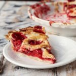 Strawberry Lemon-Lime Pie