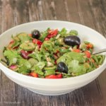 Middle Eastern Salata