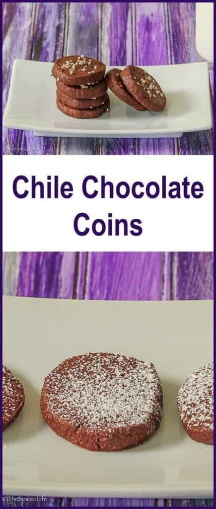 Chile Chocolate Coins