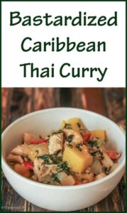 Caribbean Thai Curry