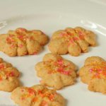 Spritz Cookies with Browned Butter and Chinese Five Spice