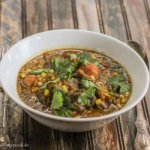 Goan Influenced Goat Stew in the Slow Cooker
