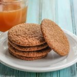Spiked Apple Cider Cookies: #CreativeCookieExchange