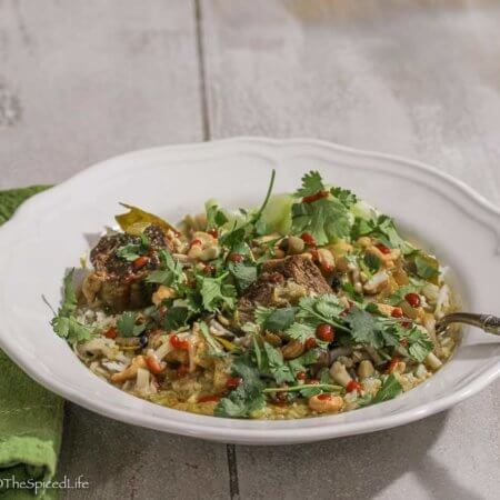 Slow Cooker Coconut Curried Beef
