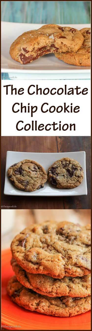 The Chocolate Chip Cookie Recipe Collection